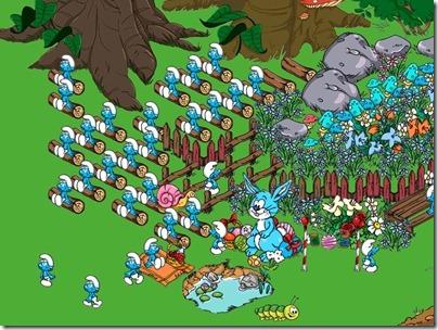 Smurfs X Easter Bunny