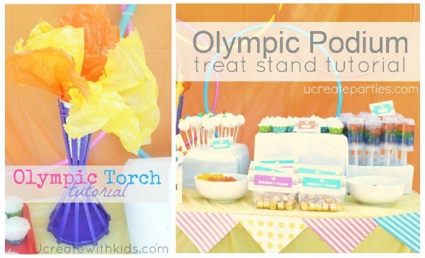 Olympic 2012 Tutorials!