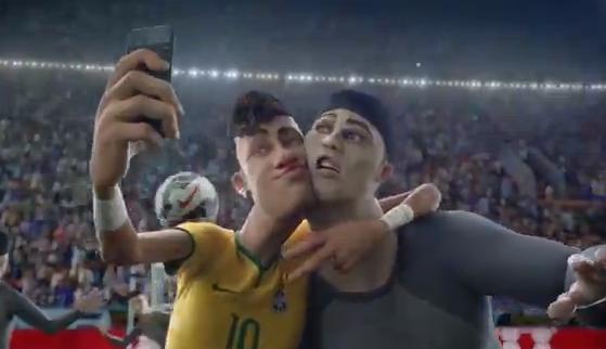 Nike juego final