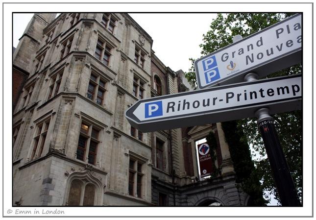 Palais Rihour, Lille