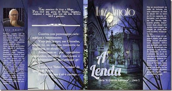 Capa completa do livro