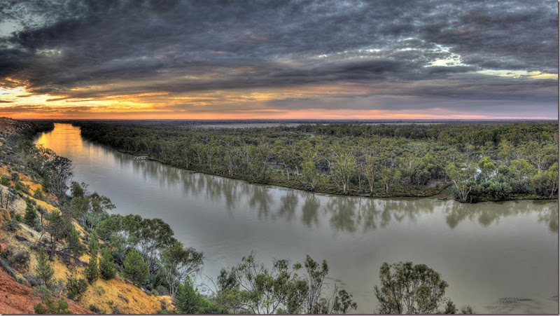 Murray River National Park Australia