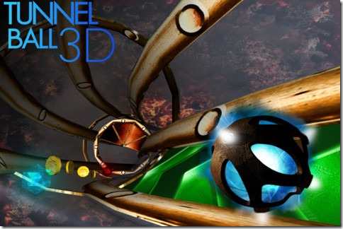 Tunnel Ball 3D