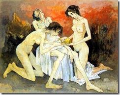 Loth et ses filles 130x162