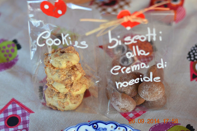 biscotti colazione
