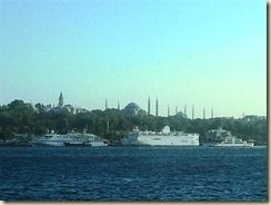 Hagi Sophia Topkapi Blue Mosque (Small)
