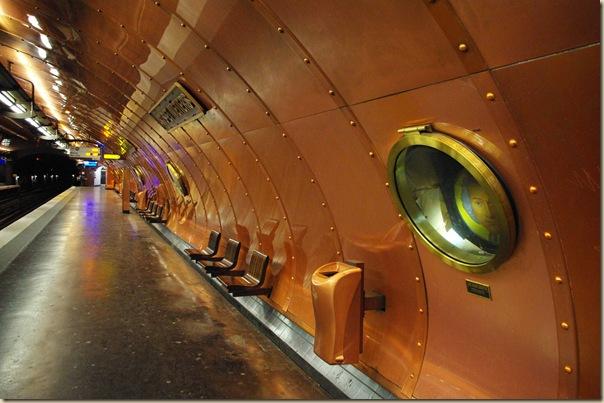 24 stations de métro stupéfiantes (50)