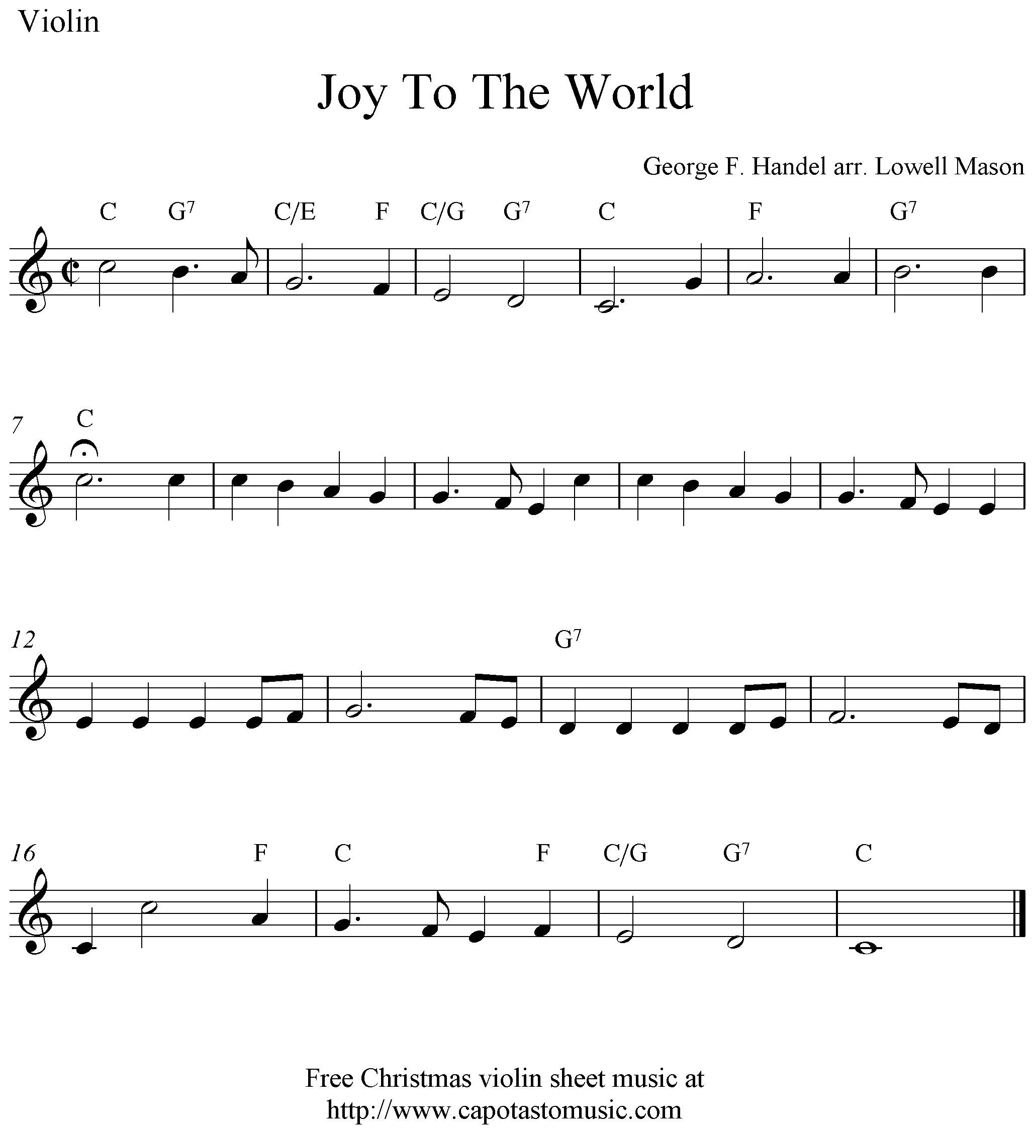 Download Free Christmas Flute Sheet Music