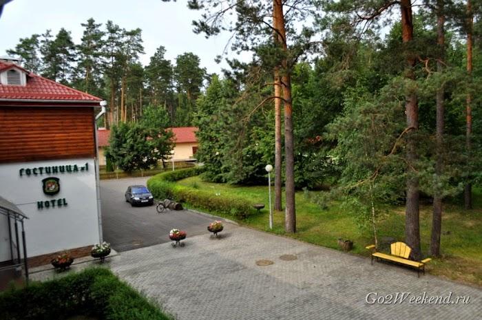 Беловежская пуща гостиница Каменюки