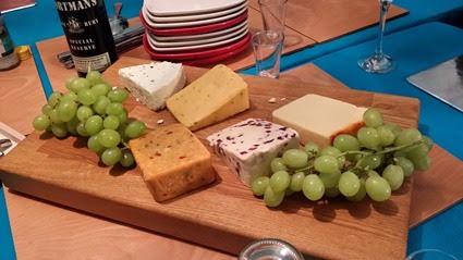 ...and finally, the Cheeseboard