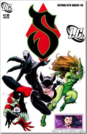 P00019 - Gotham City Sirens #19
