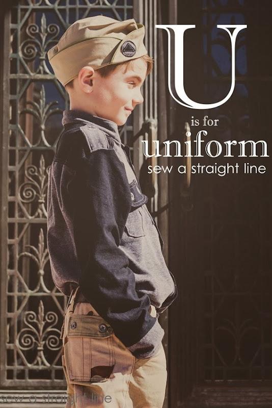 retro uniform sew a straight line-15text