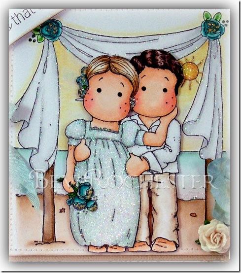bev-rochester-magnolia-wedding-couple-easel-card1