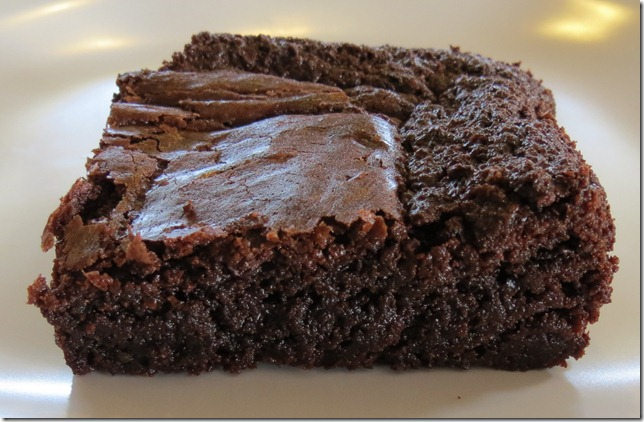 Hot fudgy, gooey brownies (Aug. SRC Group C)