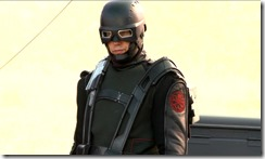 Captain America Hydra Uniform