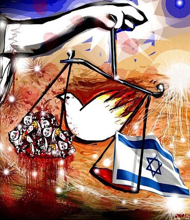 Abusos ejército israelí
