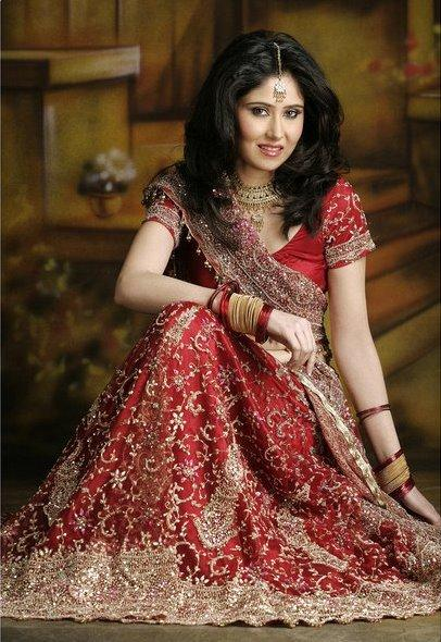 2013 Indian Wedding Hairstyles