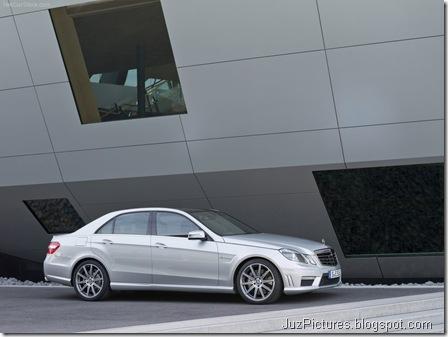 Mercedes-Benz E63 AMG4