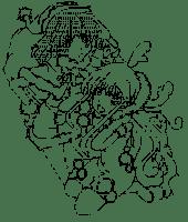 Misaka Mikoto & Index-Librorum-Prohibitorum (Christmas)