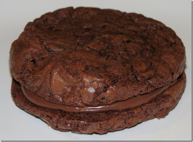 Chocolate Hazelnut Nutella Cookies 2-4-13