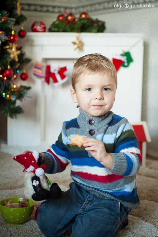 Детский новогодний фотопроект Рождественские мечты. 25. Андрюша-0532