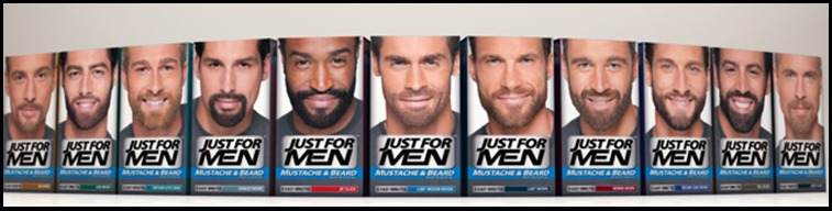 Just for Men Header
