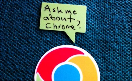 Las mejores tecnologías del 2011: Google Chrome