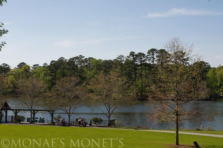 Callaway Lake blog