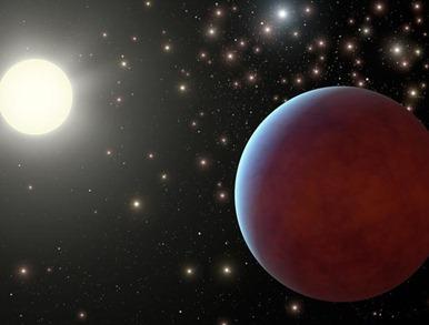 planetas ao redor do aglomerado da Colmeia