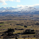 Coming Down the Crown Range - Enroute to Queenstown, New Zealand