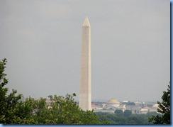 1444 Arlington, Virginia - Washington Monument from Arlington National Cemetery