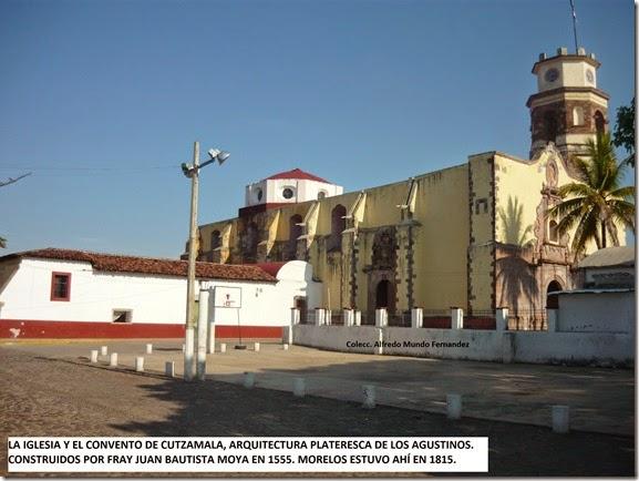 iglesia de Cutzamala.
