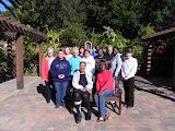 San Francisco Women's Retreat at Jesuit Retreat Center in Los Altos, CA - 2010