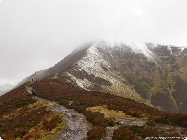 steep bit...