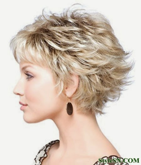 imga773536cdb9c677005a8d80271bfaa80 cute short haircuts for curly hair 2014 haircut styles