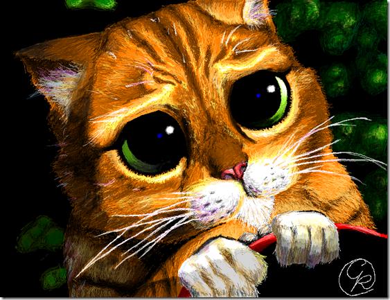 El Gato con Botas,El gato maestro,Cagliuso, Charles Perrault,Master Cat, The Booted Cat,Le Maître Chat, ou Le Chat Botté (8)