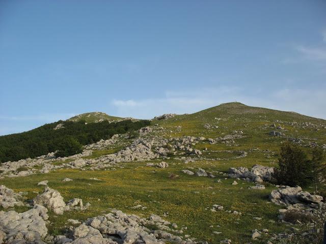 Srednji Velebit, 8. - 9.6.2013.