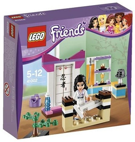 Lego Friends 41002 Karate