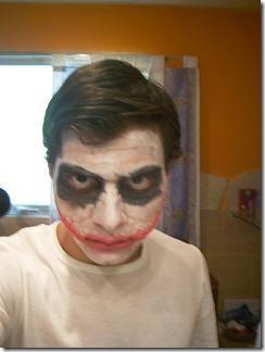 disfraz casero de joker (4)