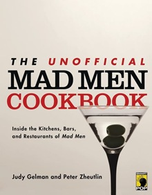 Mad Men Cookbook