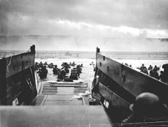 pasukan Normandy memasuki Prancis