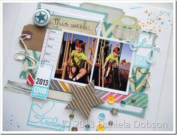 Great memory close by Daniela Dobson