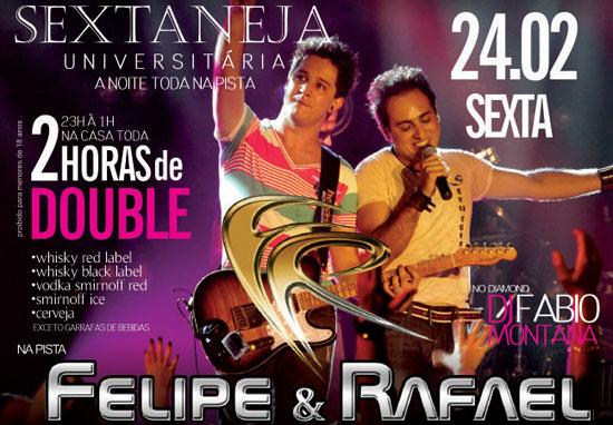 Felipe & Rafael na Zoff Club em Indaiatuba