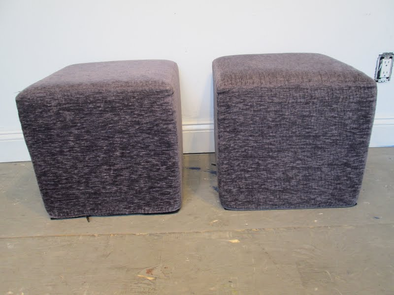 Ottoman Pair