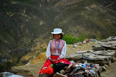 Imagini Peru: Incasa la Colca Canyon