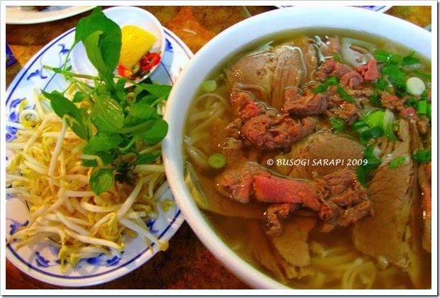 special beef noodle soup© BUSOG! SARAP! 2009