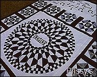 Beatles Quilt 003