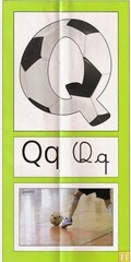 Alfabeto da Copa do Mundo - Q