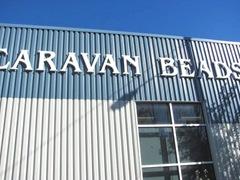 11.2011 Maine Portland Caravan beads sign