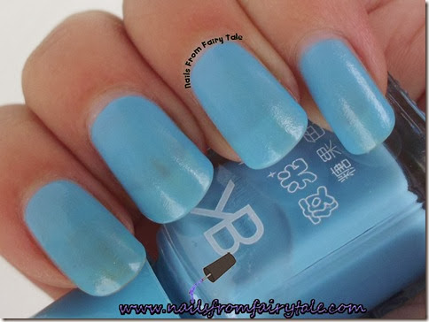 bk nail polish 6a
